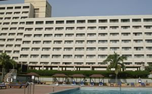 Sheraton Abuja Hotel and casino in Nigeria