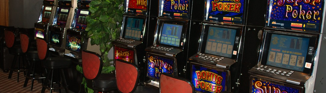 Casino slot machines offer you the chance to win big for less