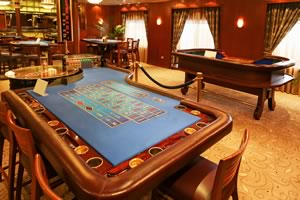 Casino hotels offer a night of thrills, from nightclubs to the poker table