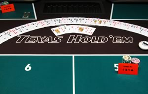 Which game suits your playing style, traditional poker or Texas Hold 'Em?